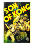 Son of Kong, Robert Armstrong, Helen Mack, 1933 Photo