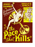 The Pace That Kills, 1935 Photo