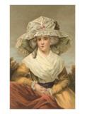 French Fashion, Big Hat Art