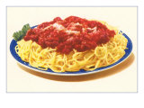Spaghetti Bolognese Posters