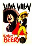 Viva Villa!, 1934 Posters
