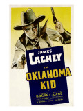 The Oklahoma Kid, James Cagney, 1939 Pósters