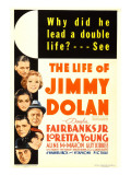 The Life of Jimmy Dolan, 1933 Print