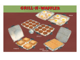 Grill-N-Waffler Posters