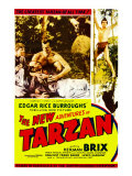 The New Adventures of Tarzan, 1935 Posters