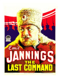 The Last Command, Emil Jannings, 1928 Posters