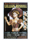 Lillian Russell, 1940 Affiches