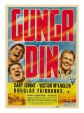 Gunga Din, Cary Grant, Victor Mclaglen, 1939 Photo