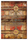Tribal Gold I Prints by John Douglas