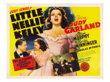 Little Nellie Kelly, George Murphy, Judy Garland, 1940 Affiches