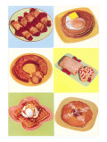 Pancakes, Waffles, Etc. Posters