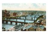 River View, Des Moines, Iowa Prints