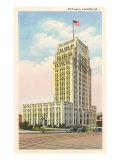 City Hall, Atlanta, Georgia Posters