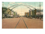 Downtown Cairo, Illinois Prints