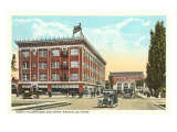 Hotel Yellowstone, Pocatello, Idaho Prints