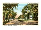 Kingman Boulevard, Des Moines, Iowa Print