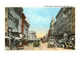 Main Street, Richmond, Indiana Print
