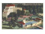 Oglethorpe Hotel, Savannah, Georgia Prints