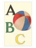 ABC, Ball Prints