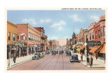 Downtown, Whiting, Indiana Prints