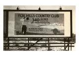 Billboard, Fox Hills Country Club, Golf Láminas