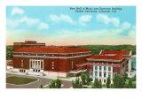 Purdue University, Lafayette, Indiana Print