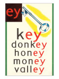 EY in Key Poster