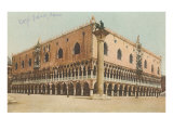 Doge's Palace, Venice, Italy Posters
