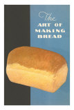 The Art of Making Bread Prints