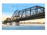 Bridge, Sioux City, Iowa Posters