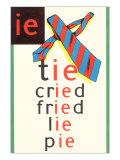 IE in Tie Plakater