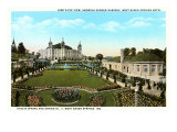 West Baden Springs Hotel, Indiana Print