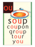 OU in Soup Prints