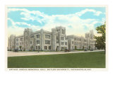 Butler University, Indianapolis, Indiana Posters