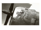 Nose Art, Dream Gal Pin-Up Photo