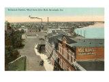Harbor, Savannah, Georgia Prints