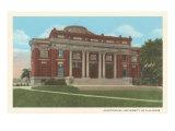 Auditorium, University of Illinois Posters