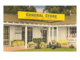 General Store, Garden Supplies Posters