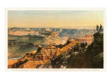 D&#233;sert peint, Grand Canyon Posters