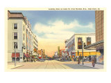 Lake Street, Oak Park, Illinois Print