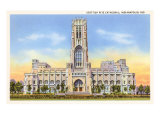 Scottish Rite Cathedral, Indianapolis, Indiana Prints