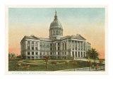 State Capitol, Atlanta, Georgia Poster