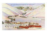 Sun Valley Lodge, Idaho Prints
