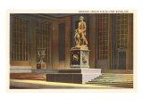 Lincoln Statue, Ft. Wayne, Indiana Prints