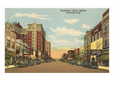 Broadway, Gary, Indiana Prints