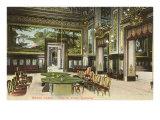 Casino, Monte Carlo Poster