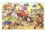 Cat Rodeo Prints