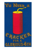 Yu Need a Cracker Posters