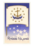 Flag of Rhode Island Prints