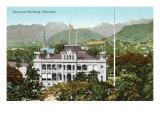 Royal Palace, Honolulu, Hawaii Prints